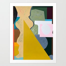 IN AND OUT no.4 Art Print