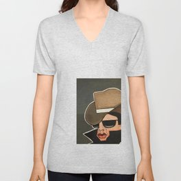 Vinnie Unisex V-Neck