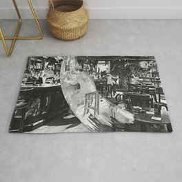 In Through the Out Door Led (Deluxe Edition) by Zeppelin Rug