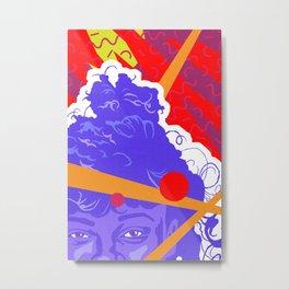 LISA :: Memphis Design :: Saved By The Bell Series Metal Print