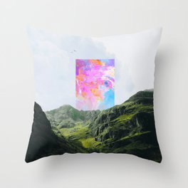 V/26 Throw Pillow
