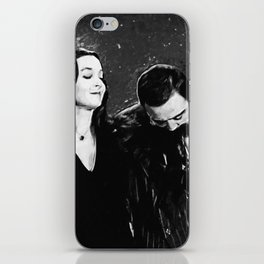Oh Tish I Love It When You Speak French iPhone Skin