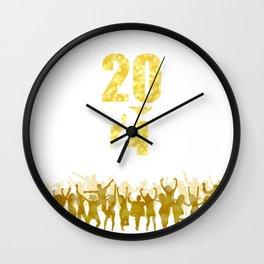 Alegre 2021 Wall Clock