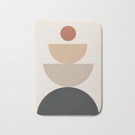 Geometric Modern Art 31 Bath Mat