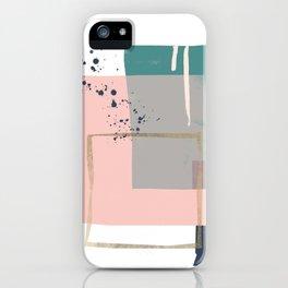 colour study 1 iPhone Case