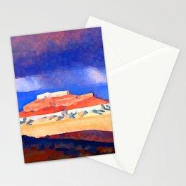 Maynard Dixon Thunder over Shiprock Stationery Cards