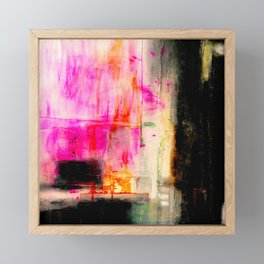 Sweet Dreams 1p by Kathy Morton Stanion Framed Mini Art Print