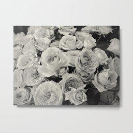 Mai Flora series - I. -  Metal Print