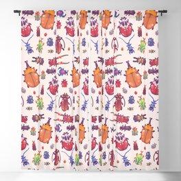 Beetle - pastel Blackout Curtain