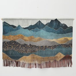 Amber Dusk Wall Hanging