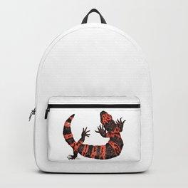 Gila Monster Backpack