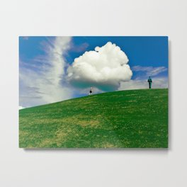 the complexity of fathers and sons Metal Print