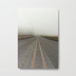 Low Views Metal Print