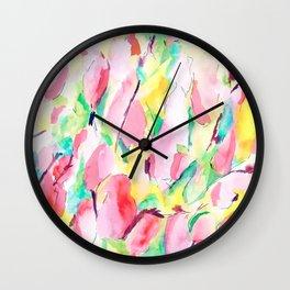 Synesthete (Origin) Wall Clock