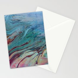 That Touch of Teal Stationery Cards