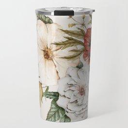 Wildflower Bouquet Travel Mug