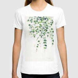 Eucalyptus Watercolor T-shirt