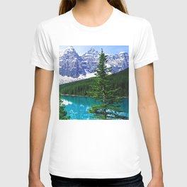 Canadian Wonder: Moraine Lake T-shirt