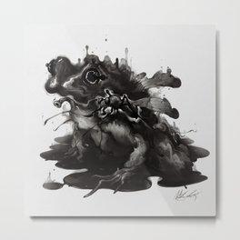 Strange Transmutation Metal Print
