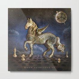 Moon Fairytale IV Metal Print