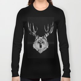 I Can't Hear You Cry Wolf Long Sleeve T-shirt