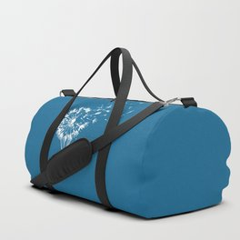 Going where the wind blows Duffle Bag