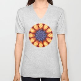 Warm and Cool Unisex V-Neck