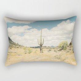 Old West Arizona Rectangular Pillow