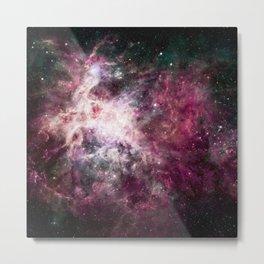 Nebula 25M Metal Print
