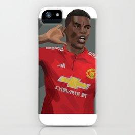 Pogba 6 - Football iPhone Case