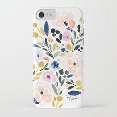 Sierra Floral iPhone 8 Slim Case