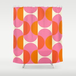 Capsule Sixties Shower Curtain