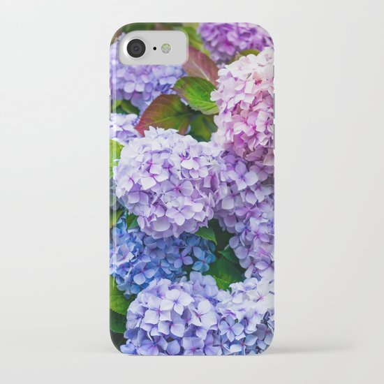 Purple Hydrangeas by newburydesigns