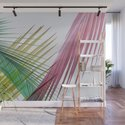 Tropical Palm Tree Leaves by printsproject