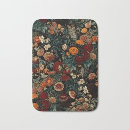 EXOTIC GARDEN - NIGHT XXI Bath Mat