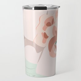 All flowers in time Travel Mug