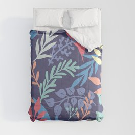 Flowers & Plants Comforters