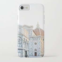 Il Duomo, Florence Italy Photography iPhone Case