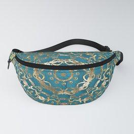 Moroccan Style Mandala Fanny Pack