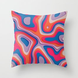 """The Sound"" Throw Pillow"