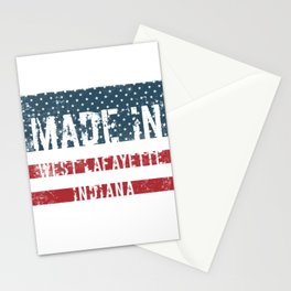 Made in West Lafayette, Indiana Stationery Cards