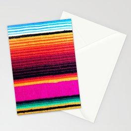 Magenta Sky Serape Stationery Cards