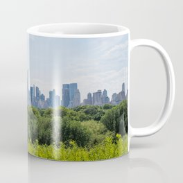 Roof Garden | New York City Skyscraper Buildings Skyline Photography Coffee Mug
