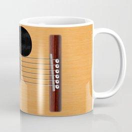 Acoustic Guitar Kaffeebecher