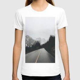 Moraine Lake Road T-shirt