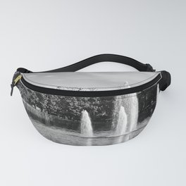 Morning Water Fanny Pack