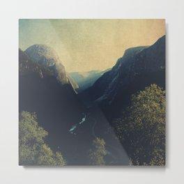 mountains VII Metal Print