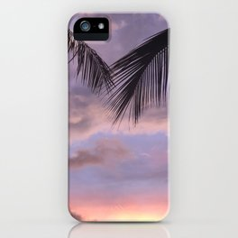Palm Tree Lovers iPhone Case