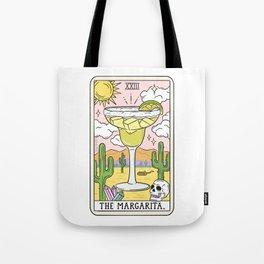 Margarita Reading (Updated) Tote Bag