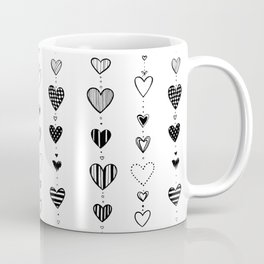 Heart garlans Coffee Mug